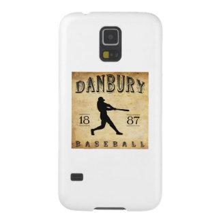 1887年のダンベリーコネチカットの野球 GALAXY S5 ケース