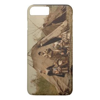 1890年からのノルウェーのノルウェーのラップランド家族 iPhone 8 PLUS/7 PLUSケース
