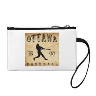 1890年のオタワイリノイの野球 コインパース