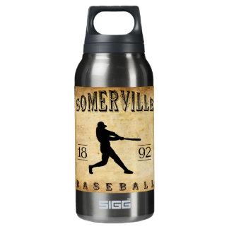 1892年のサマビルニュージャージーの野球 断熱ウォーターボトル