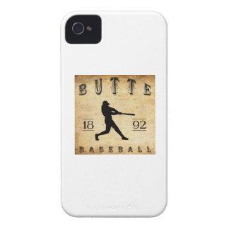 1892年のビュートのモンタナの野球 Case-Mate iPhone 4 ケース