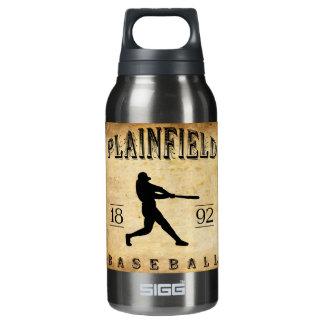 1892年のPlainfieldニュージャージーの野球 断熱ウォーターボトル