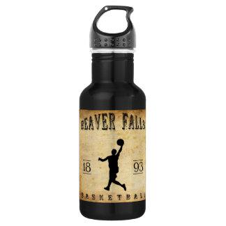 1893ビーバーの滝のペンシルバニアのバスケットボール ウォーターボトル