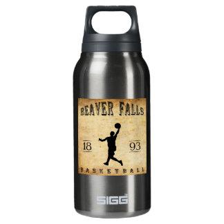 1893ビーバーの滝のペンシルバニアのバスケットボール 断熱ウォーターボトル