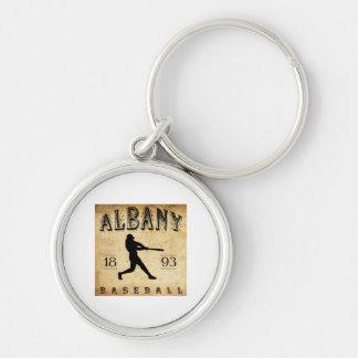 1893年のアルバニーオレゴンの野球 キーホルダー