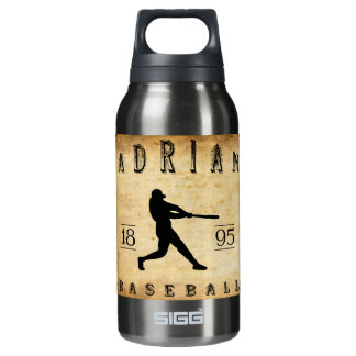 1895年のエイドリアンミシガン州の野球 断熱ウォーターボトル