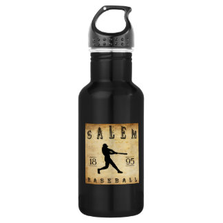 1895年のサレムニュージャージーの野球 ウォーターボトル
