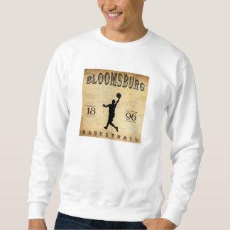1896年のBloomsburgペンシルバニアのバスケットボール スウェットシャツ