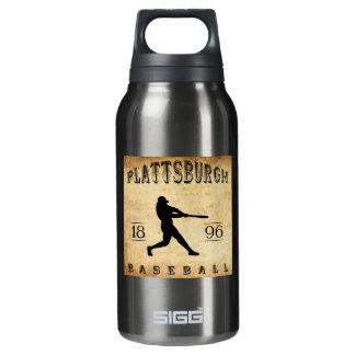 1896年のPlattsburghニューヨークの野球 断熱ウォーターボトル