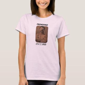 1896年以来向くこと Tシャツ