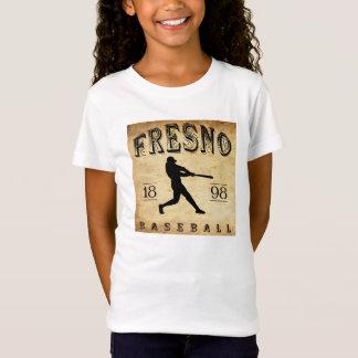 1898年のフレズノカリフォルニアの野球 Tシャツ