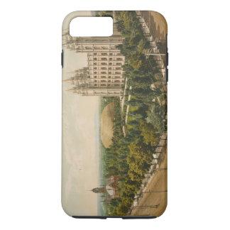 1899年に寺院正方形のソルト・レーク・シティユタ iPhone 8 PLUS/7 PLUSケース