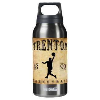 1899年のトレントンニュージャージーのバスケットボール 断熱ウォーターボトル