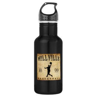 1899年のMillvilleニュージャージーのバスケットボール ウォーターボトル
