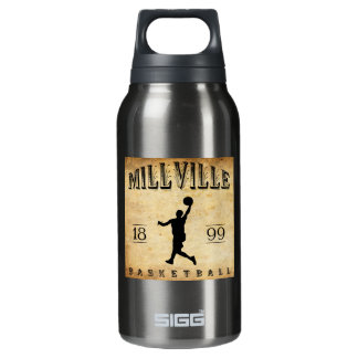 1899年のMillvilleニュージャージーのバスケットボール 断熱ウォーターボトル