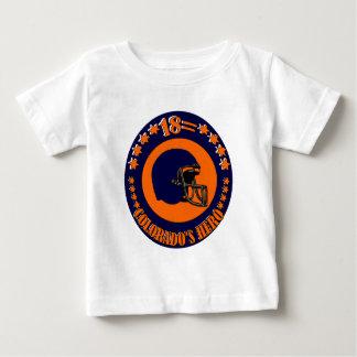 18 =コロラド州の英雄 ベビーTシャツ