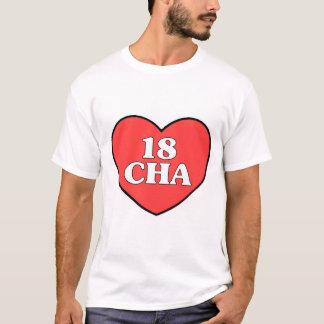 18 CHA Tシャツ