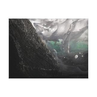 """18"""" x24"""" Windanseaの泡および石 キャンバスプリント"""