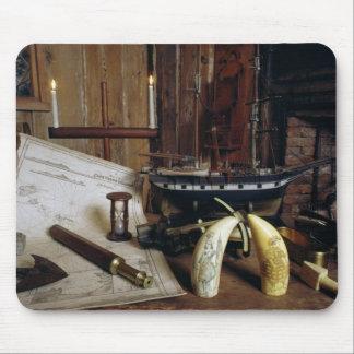 19世紀な大尉のからのDesk目的 マウスパッド