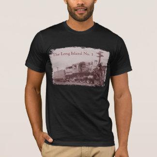 1900年のBaldwinのロコモーティブの人のワイシャツ Tシャツ