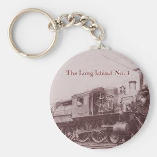 1900年のBaldwin機関車Keychain キーホルダー