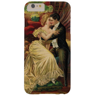 1900年代の旧式なバレンタインのSmartphoneの例 Barely There iPhone 6 Plus ケース