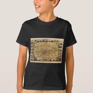 1901年にフレズノカリフォルニア Tシャツ