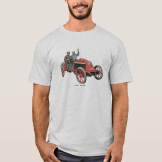 1902年のルノーのレースカー Tシャツ