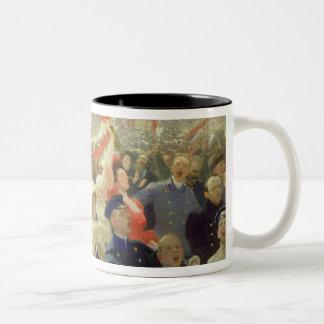 1905年10月17日 ツートーンマグカップ