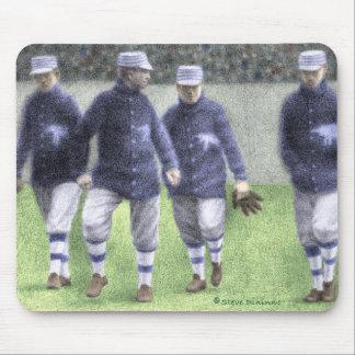 1911年の運動競技 マウスパッド