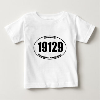 19129 -西Allegheny ベビーTシャツ