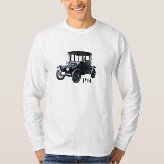 1914電気自動車 Tシャツ