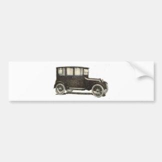 1919年の自動車 バンパーステッカー