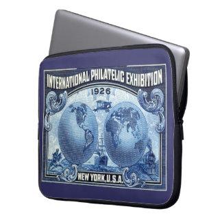 1926年の国際的なPhilatelic博覧会ニューヨーク ラップトップスリーブ