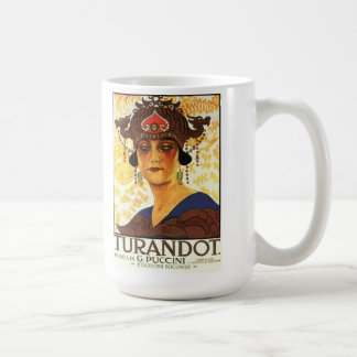1926年のPucciniポスターマグ コーヒーマグカップ