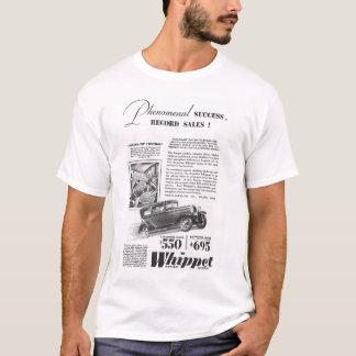 1929年のWhippetのヴィンテージの自動車広告 Tシャツ