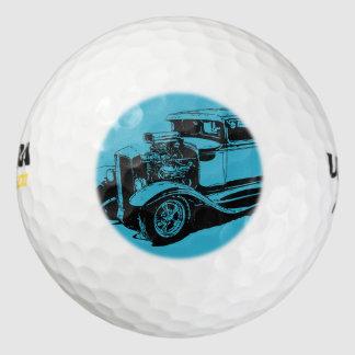 1931 5つの窓のクーペのスケッチ ゴルフボール