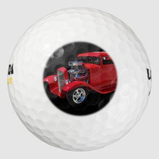 1931 5つの窓のクーペ ゴルフボール