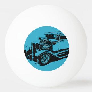 1931 5つの窓のクーペ 卓球ボール