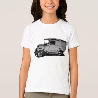 1931 CHEVYのパネルの信号器のTシャツ Tシャツ