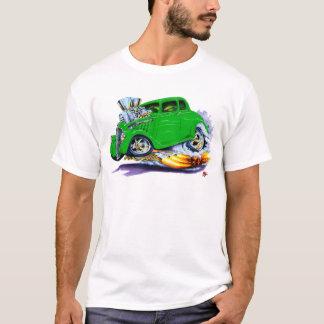 1933-36年のWillysの緑車 Tシャツ