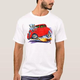 1933-36年のWillysの赤車 Tシャツ