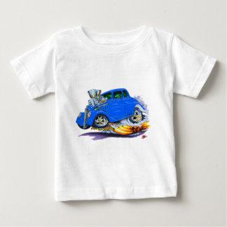1933-36年のWillysの青車 ベビーTシャツ