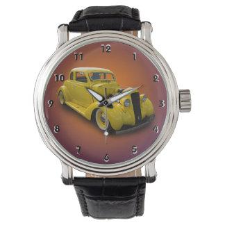 1935年のプリマス 腕時計