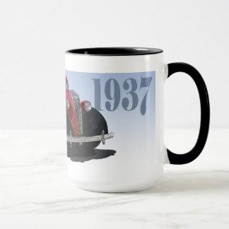 1937年のハドソンTerraplane マグカップ