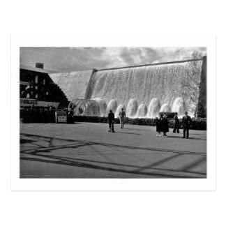 1939年の万国博覧会ニューヨーク ポストカード