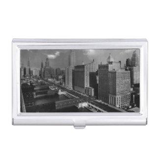 1939年11月:  シカゴ市 名刺入れ