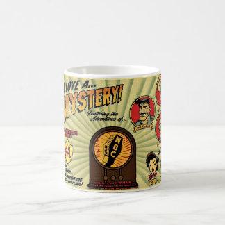 1940年; sの無線のミステリーマグ コーヒーマグカップ