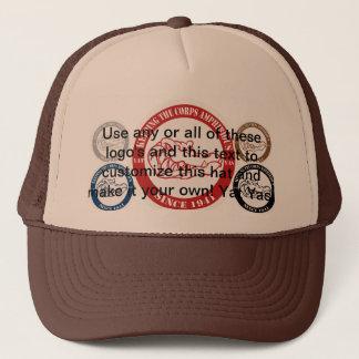 1941があなた自身の帽子を作るので! キャップ