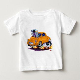 1941年のWillysのオレンジ車 ベビーTシャツ